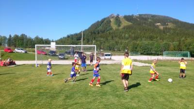 Barnmatch cupen 2015